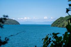 晴れ琵琶湖 1
