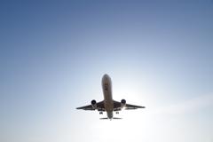大阪国際空港 着陸2