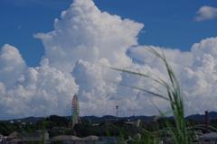 もくもく雲2