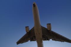 大阪国際空港 着陸3