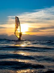 夏 windsurfing 1