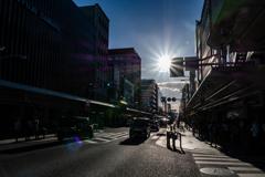 京都四条通 1