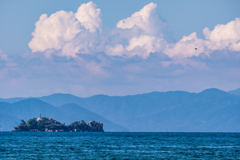 晴れ琵琶湖 2
