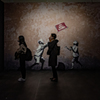 Banksy 行ってきました