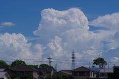もくもく雲1