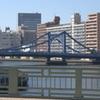 万年橋からの清洲橋