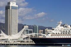 神戸港-1