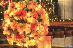 光と花のBIG BOUQUET
