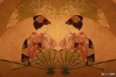 magicpicture(双子美人姉妹)