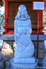 七福神(布袋尊)平和の神