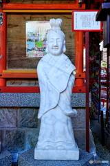 七福神(弁財天)知智の神