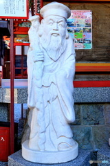 七福神(寿老人)長寿の神