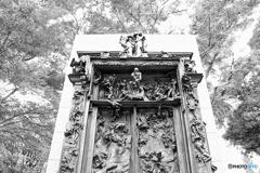地獄の門(ロダン作)