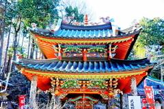 七福神堂(山口観音)