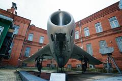 赤軍博物館-03 MiG-17 / МиГ-17