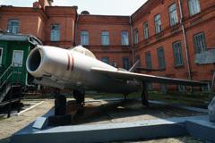 赤軍博物館-05 MiG-17 / МиГ-17
