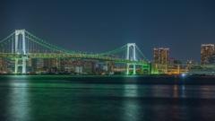 東京新夜景スポット 豊洲ぐるり公園1