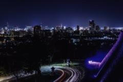 仙台の夜景②