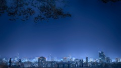 仙台の夜景①