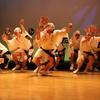 阿波踊り会館にて