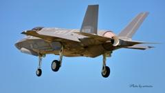 岐阜基地F-35