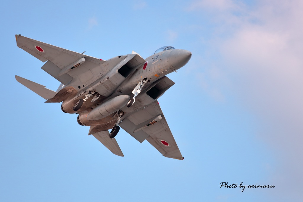 F-15 岐阜基地