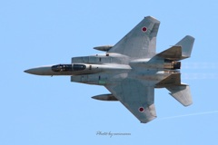 航空祭予行 F-15