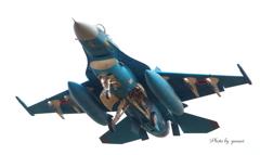 岐阜基地F-2