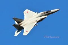 岐阜基地航空祭予行F-15