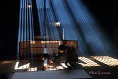 脇本陣奥谷 囲炉裏の光Ⅱ