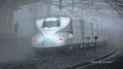 冬●米原駅Ⅱ