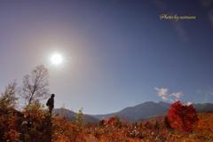 乗鞍高原の秋Ⅱ