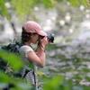 モネの池を撮る