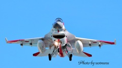 岐阜基地 F-2