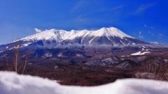 開田高原からの御岳