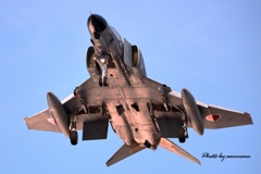 岐阜基地 F-4