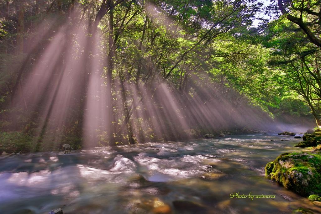 ナイアガラ光芒