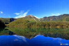 上高地(大正池●焼岳)