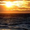 初冬の海景Ⅰ