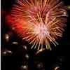 今年の花火Ⅰ