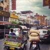 タイ街並み(2)