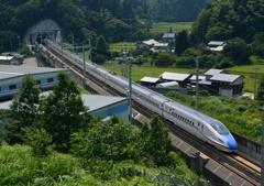 北陸新幹線開通!