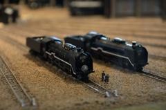 梅小路の模型3