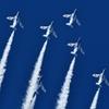Blue Impulseの展示飛行8