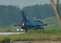 小松基地のF-2!