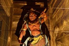 瑞龍寺の仁王像