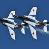 Blue Impulseの展示飛行3