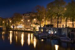 運河の街 夜明け前11