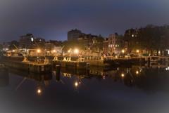 運河の街 夜明け前9
