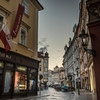 プラハ~朝の情景58